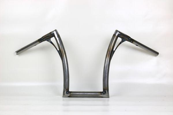 Flow-bar Lenker FAT, medium, Breakout mit elektr. Gasgriff (TBW), roh