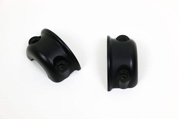Klemme für Kupplungs / Handbremszylinder zur Montage für SUPERFAT Road Glide Lenker ab 2015