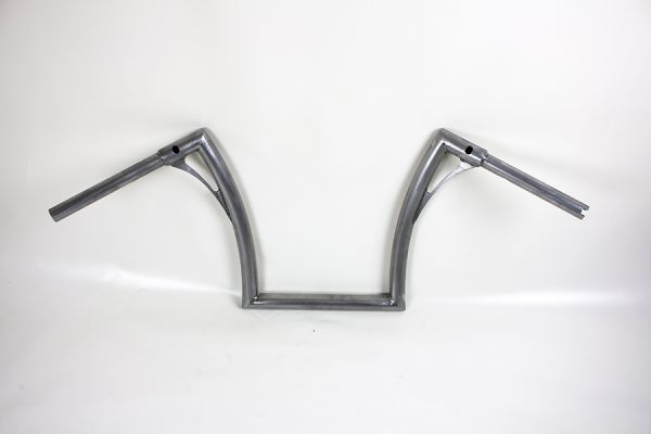 Flow-bar Lenker FAT, extra hoch, Road Glide ab 2015, roh