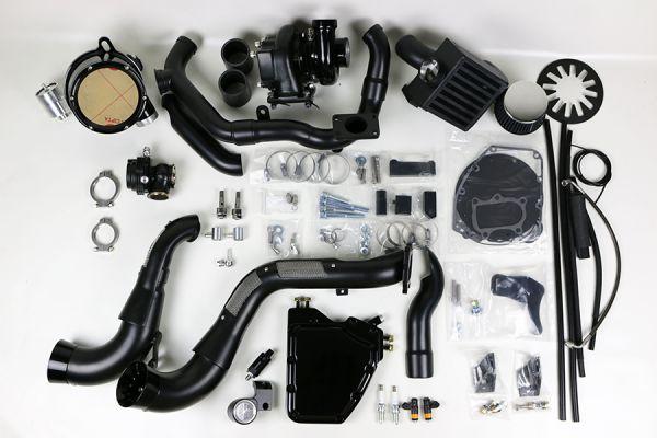 Turbokit für High Output 113-143 cui