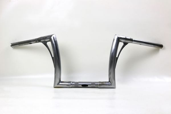 "Flow-bar Lenker SUPER FAT aus 1,4"" Rohr, medium, Road Glide ab 2015, roh"