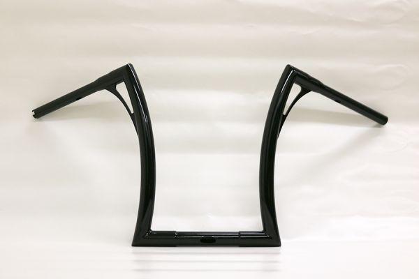 Flow-bar Lenker FAT, extra hoch, Road Glide ab 2015, schwarz