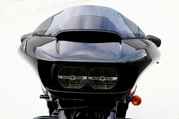 Kodlin Elypse LED Mini Blinker vorne, Road Glide ab 2014, schwarz